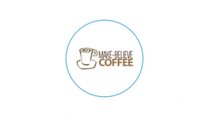 Make Believe Coffee Logo