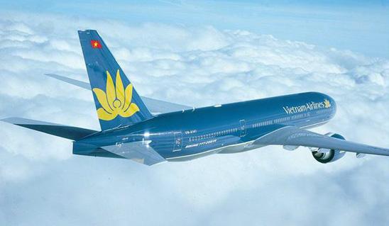 Thiết kế web bán vé máy bay Vietnamairlines