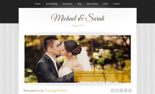 Wedding Themes 1