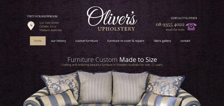Thiết kế website nội thất phong cách chuyên nghiệp