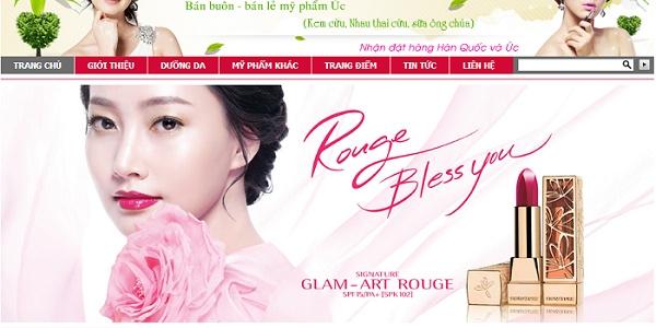 5 Tieu Chi Danh Gia Thiet Ke Website My Pham Chuyen Nghiep 1