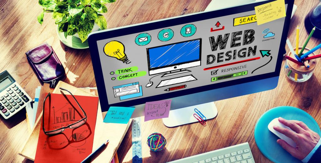 Thiết kế web uy tín tạo ra sự khác biệt cùng trải nghiệp