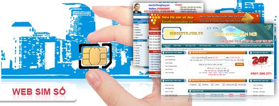 Thiet Ke Website Sim So Dep