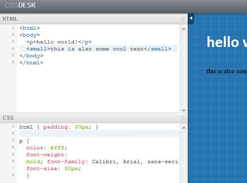 07 Cssdesk Coding Css3 Html Ide