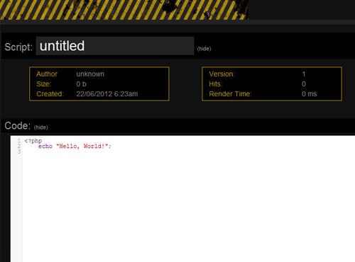 12 Codepad Viper 7 Webapp