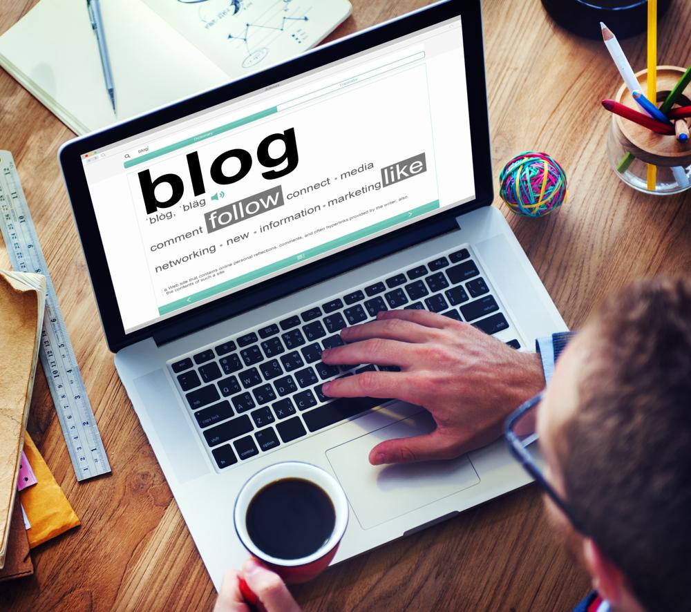 Blogging (1)