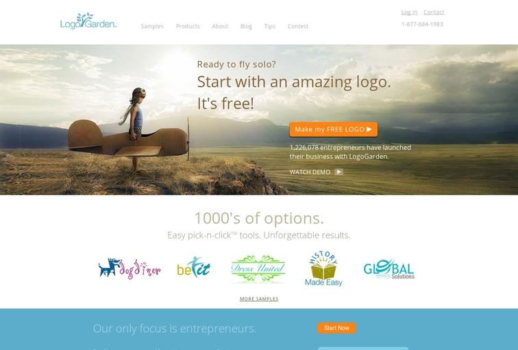 Các trang web thiết kế logo miễn phí tốt nhất 2020 7