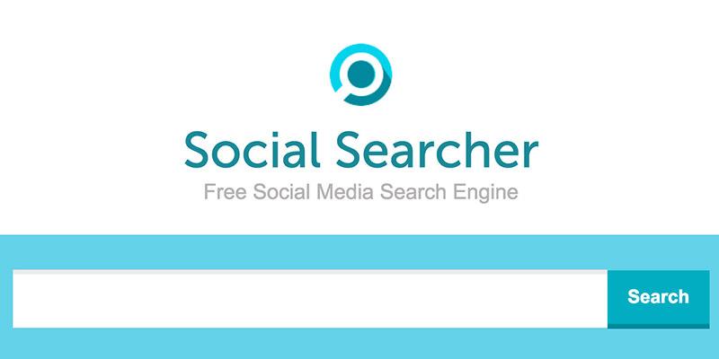 Social Searcher