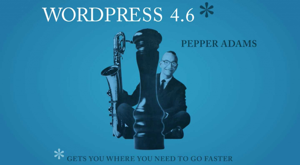 1471456522Whats New In WordPress 4 6 Pepper