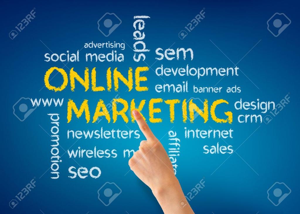 Marketing Online Marketing Truyen Thong