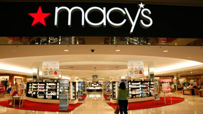 Macys Apparel Retail Store
