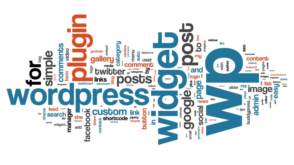 Wordpress Tag Cloud 2