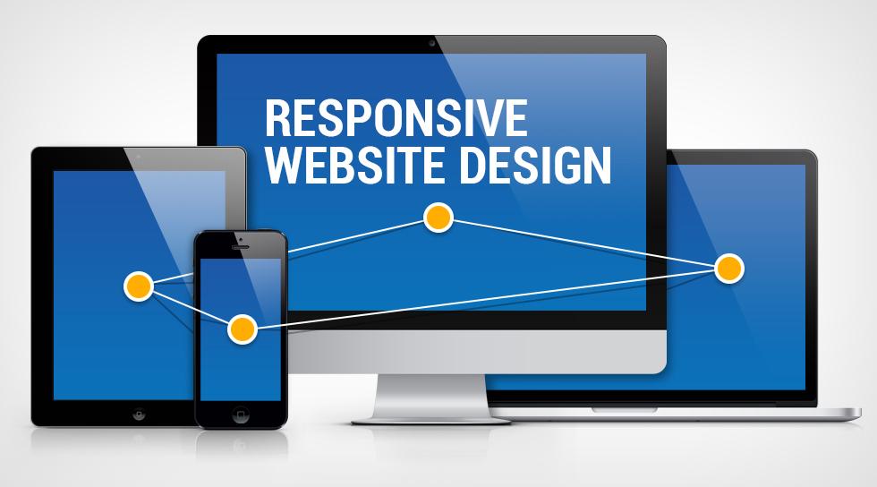 Công nghệ thiết kế web responsive lên ngôi