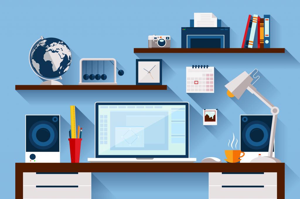 Làm việc thiết kế web cần sự tập trung và đầu tư chuyên nghiệp