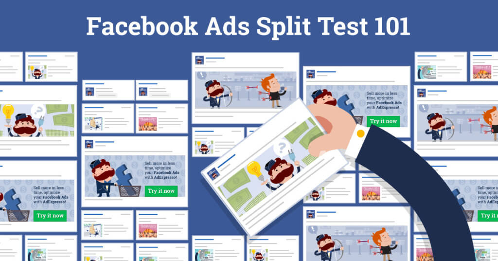 Facebook Ads Split Test 1024x536