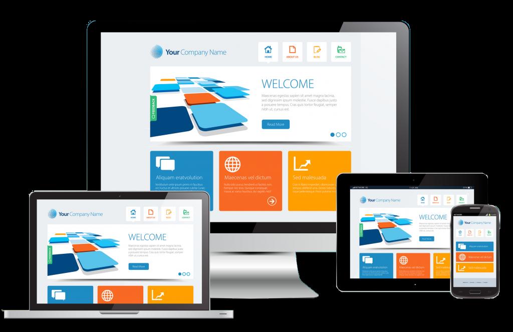 Web Design Services Page