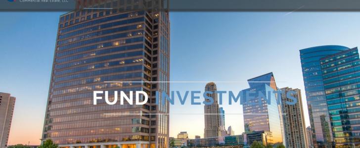 Hình ảnh mẫu website chủ đầu tư