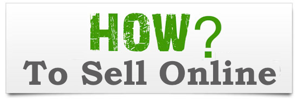 How To Sell Online