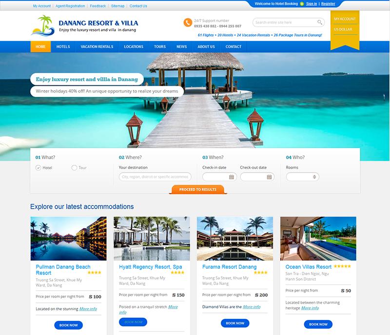 Danang Beach Resort