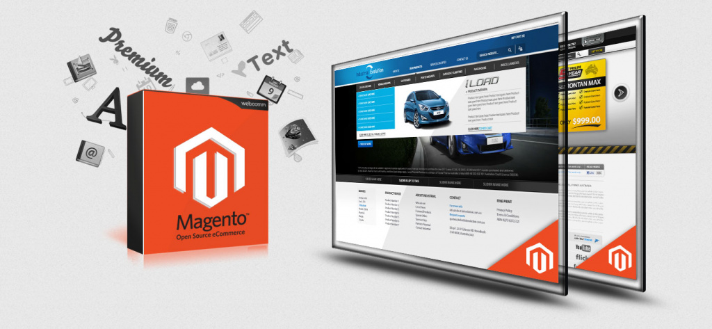 Home Page Slider Ecommerce