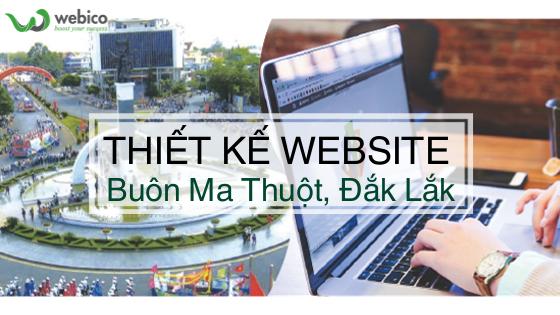Thiết Kế Website Buôn Ma Thuột