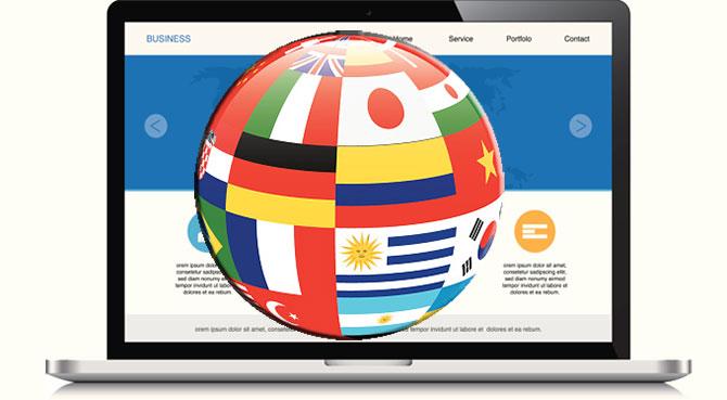 Multi Lingual Website Turkish Arabic Kurdish