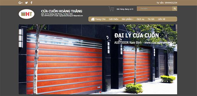 Website Cua Cuon Nam Dinh