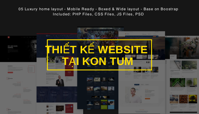 Thiet Ke Website Kon Tum