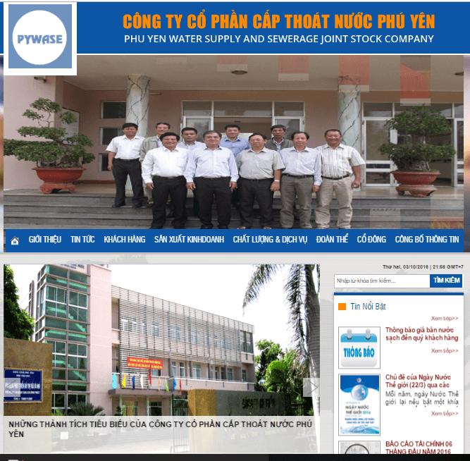 Thiet ke web Tuy Hoa, Phu Yen