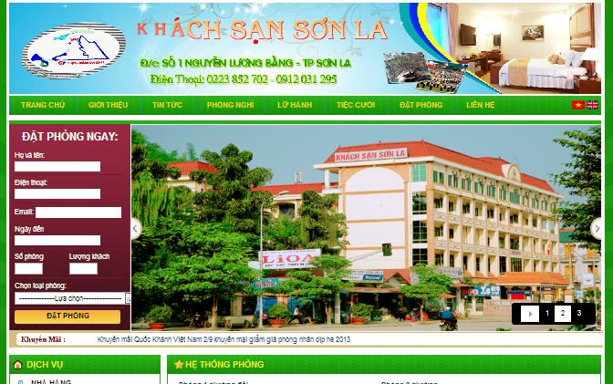 Khach San Son La