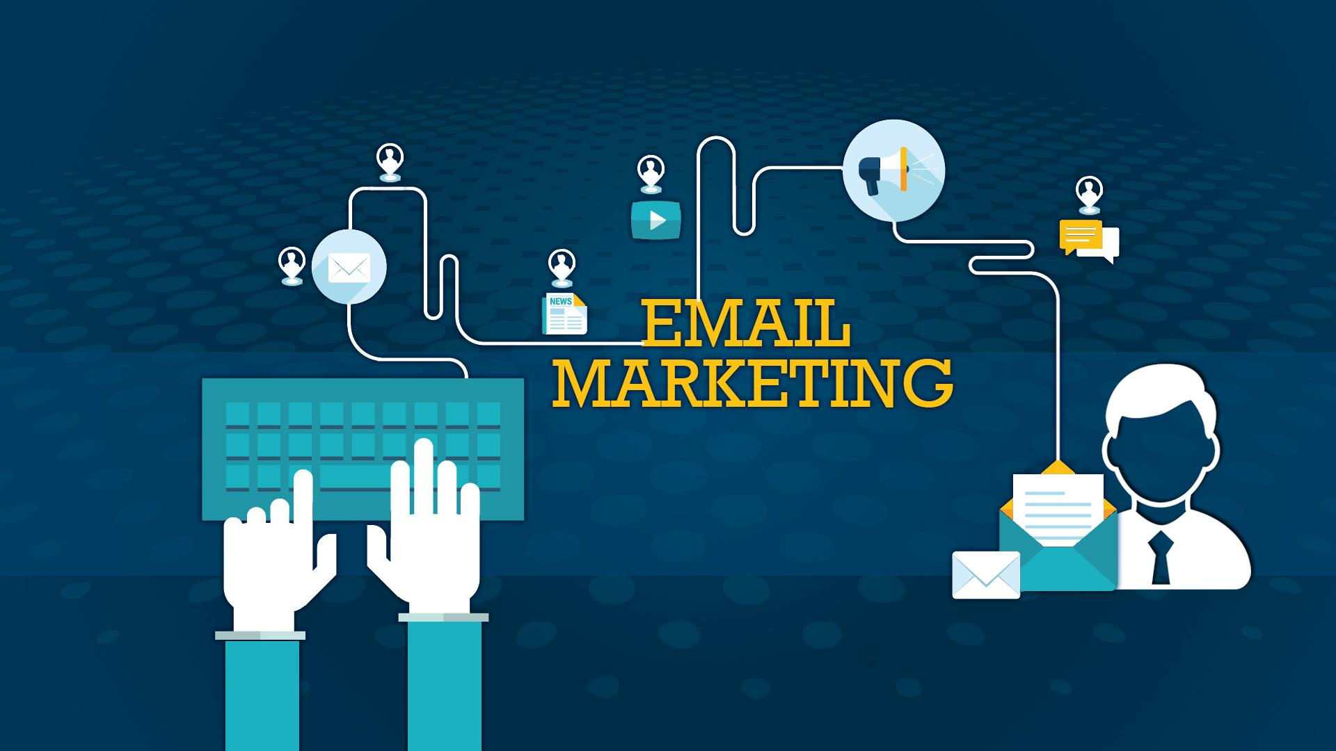 """""""EMAIL MARKETING - Thấu hiểu để tối ưu"""" - Đừng bao giờ xem nhẹ Email Marketing"""