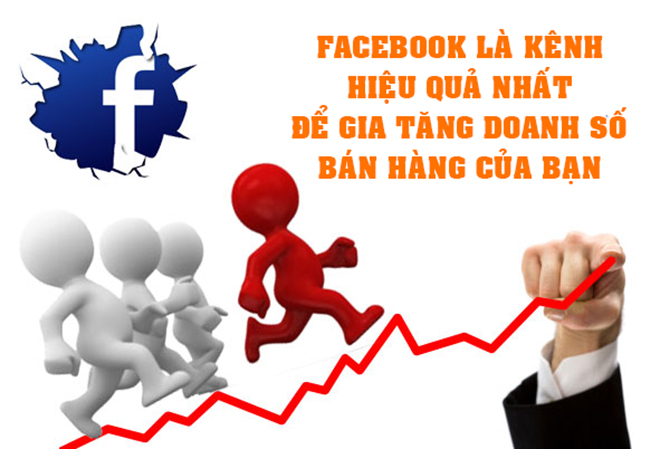 Facebook La Kenh Hieu Qua Nhat De Gia Tang Doanh So Ban Hang Cua Ban