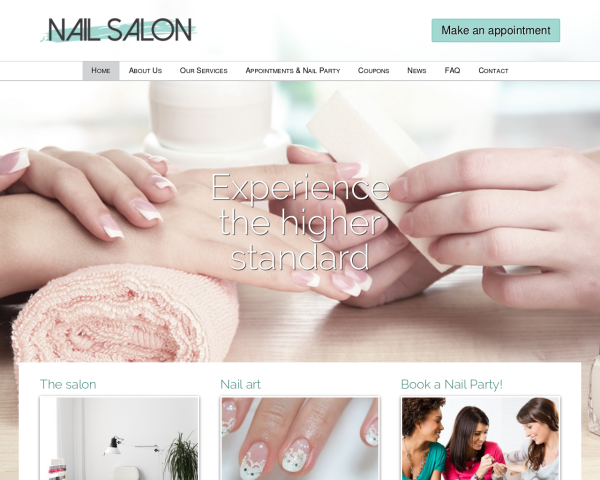 Nailsalon 1280x1024 Macbook