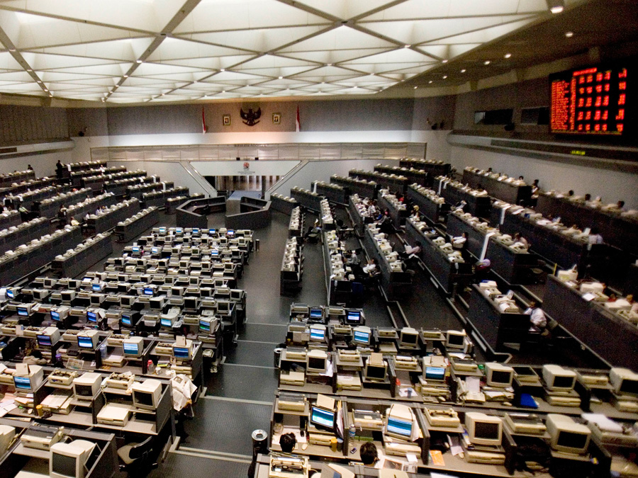 Photos What Stock Exchanges Look Like All Around The World