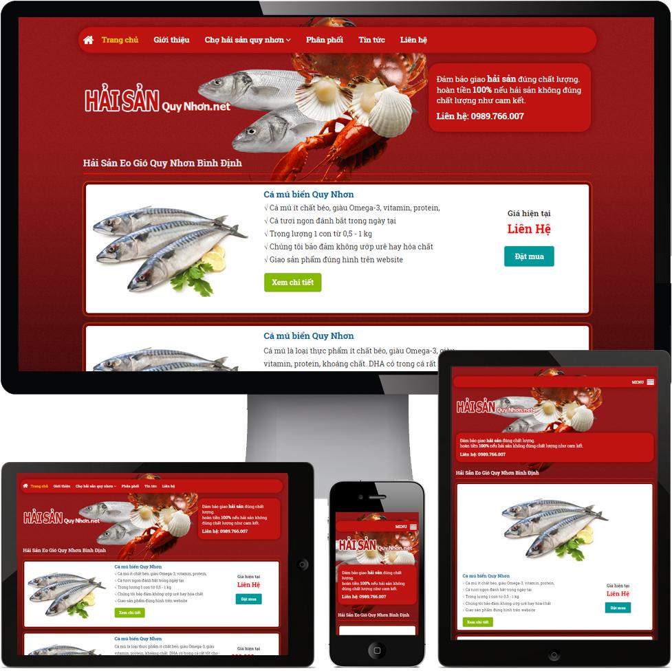 Website Hai San
