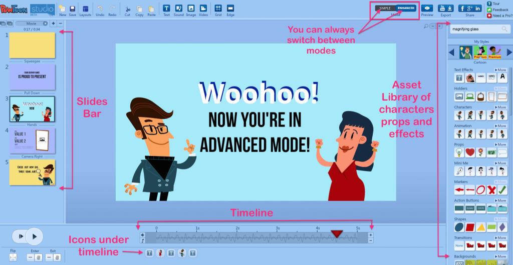 Enhanced Mode 2