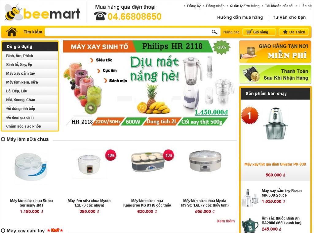 Thiết kế web Phủ Lý, Hà Nam