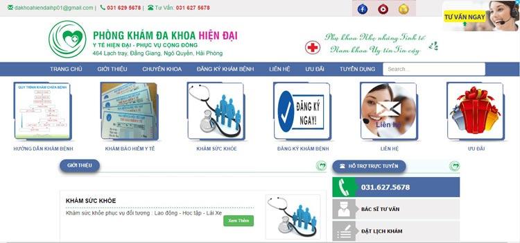 Thiet ke web Hai Phong