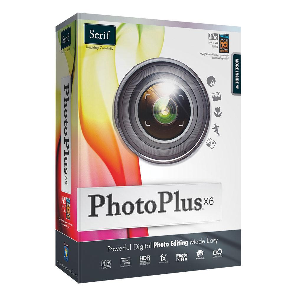 Serif Phpx6usesd Photoplus X7 1059705