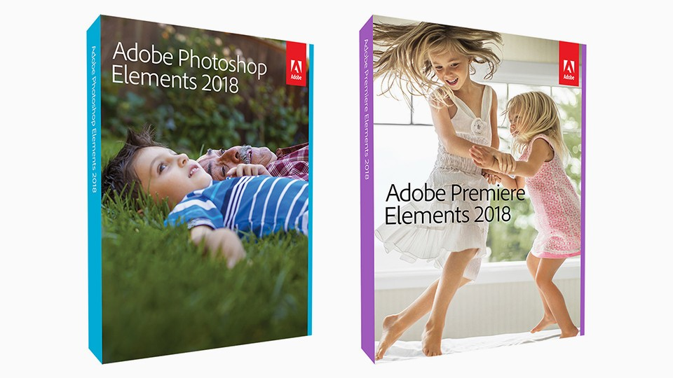 Ts Adobe Photoshop Elements 2018 Premiere Elements 2018