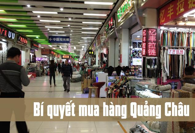 Bi Quyet Mua Hang Quang Chau