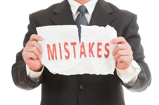 Khởi nghiệp và những sai lầm khó tránh khỏi nhất