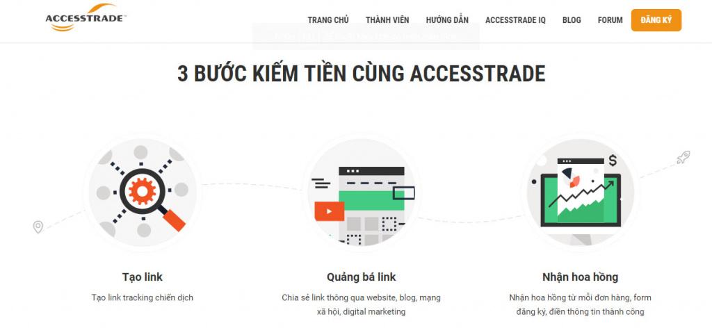 Accesstrade Viet Nam Kiem Tien