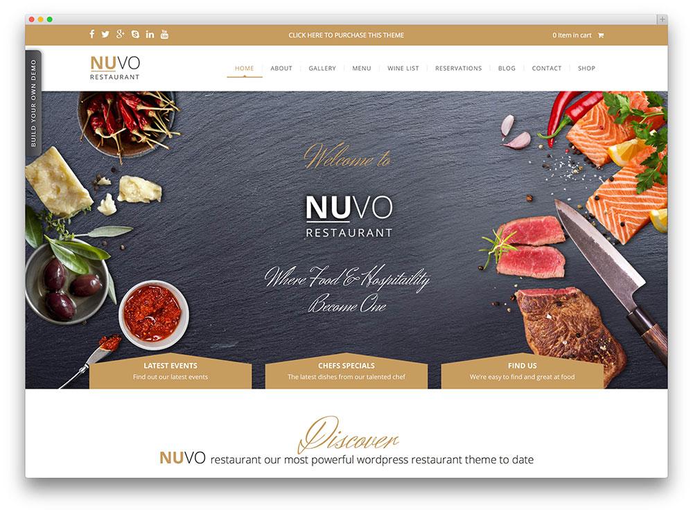 Nuvo Organic Food Restaurant