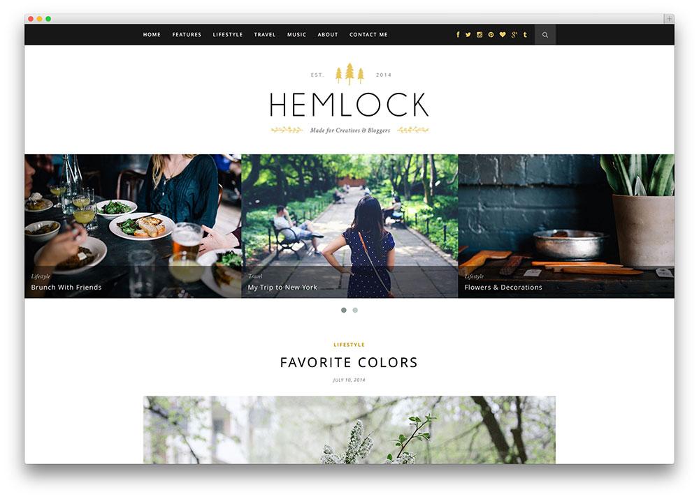 Hemlock Photography Blog