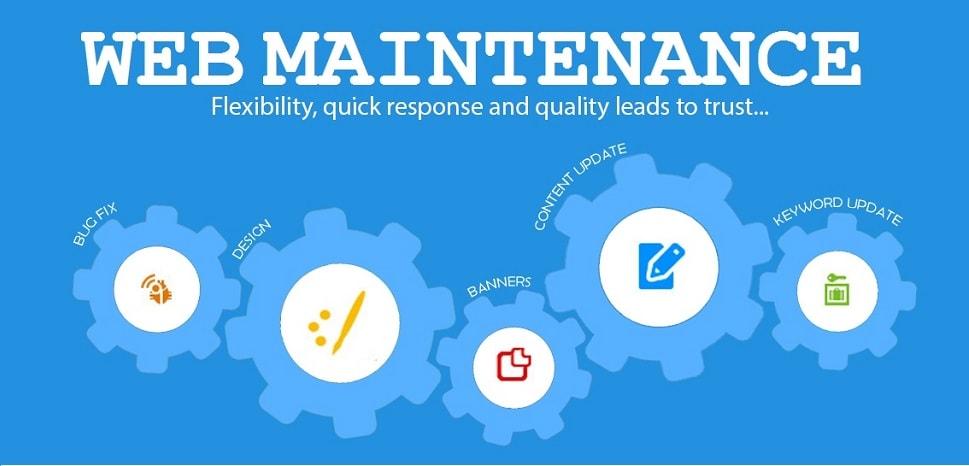 Website Maintenance Min