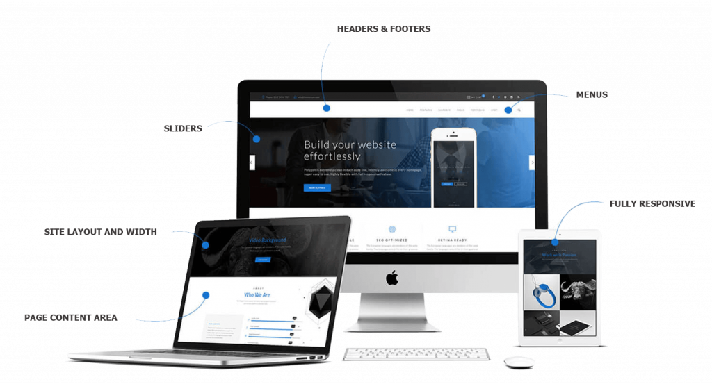 Latest Web Design Features 2018