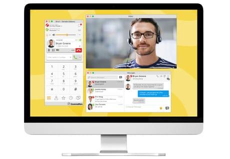 Softphone Clients Bria 5 Thumbnail